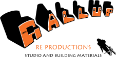 GallUp RE PRODUCTIONS STUDIO AND BUILDING MATERIALS